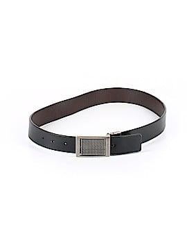 CALVIN KLEIN JEANS Leather Belt 32 Waist