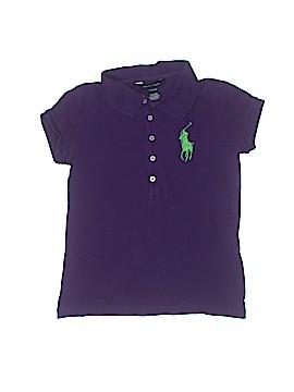 Ralph by Ralph Lauren Short Sleeve Polo Size M (Kids)