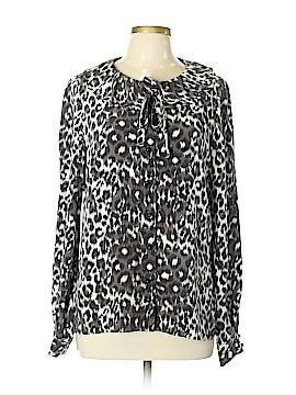Kate Spade New York Long Sleeve Blouse Size 12