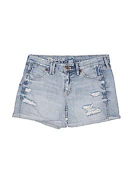 Madewell Denim Shorts 27 Waist