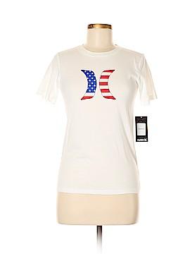 Hurley Short Sleeve T-Shirt Size M