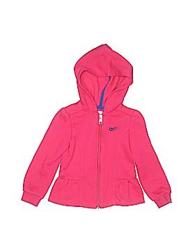 Nike Zip Up Hoodie Size 3T