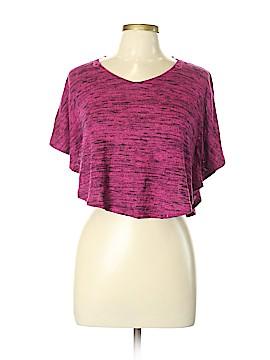 L.e.i. Short Sleeve Top Size L