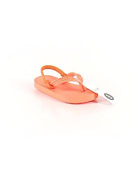 Cat & Jack Flip Flops Size 5 - 6 Kids