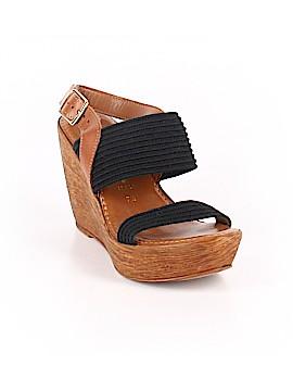 Italian Shoemakers Footwear Wedges Size 7 1/2