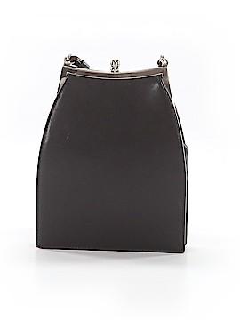Enzo Angiolini Leather Crossbody Bag One Size