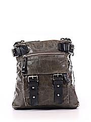TANO Leather Crossbody Bag
