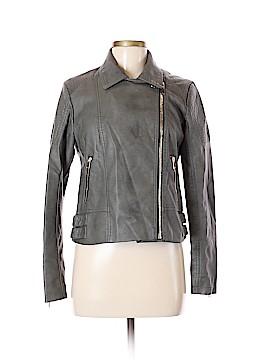 Philosophy Republic Clothing Faux Leather Jacket Size 6