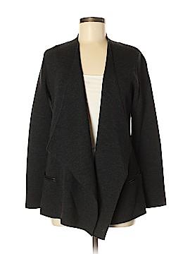 Eileen Fisher Wool Cardigan Size M (Petite)
