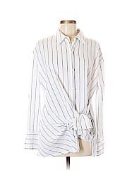 Eri + Ali Long Sleeve Button-down Shirt