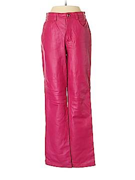 Shape FX Leather Pants Size 4