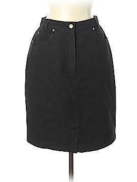 Bogner Denim Skirt Size 38 (EU)