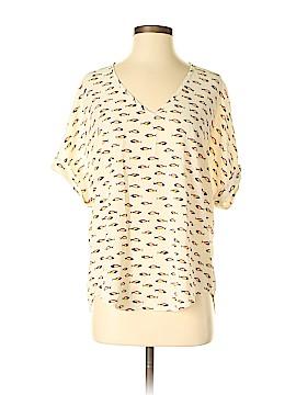 Alythea Short Sleeve Blouse Size S