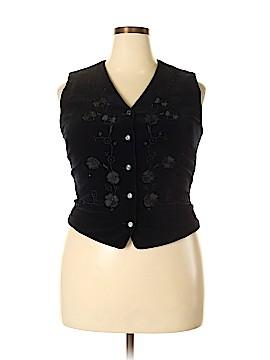 Liz Claiborne Vest Size 14
