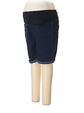 Oh! Mamma Denim Shorts Size 2X (Maternity)