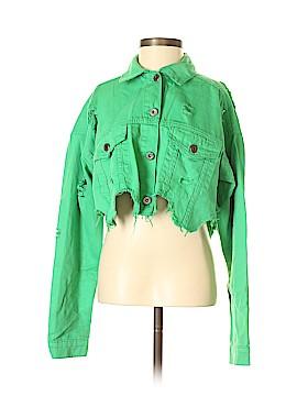 Boohoo Boutique Denim Jacket Size 2