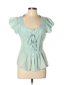 Twenty One Short Sleeve Blouse Size L