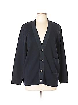 Salvatore Ferragamo Wool Cardigan Size L