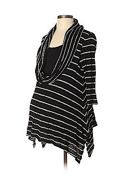 Maternal America 3/4 Sleeve Top Size XL (Maternity)