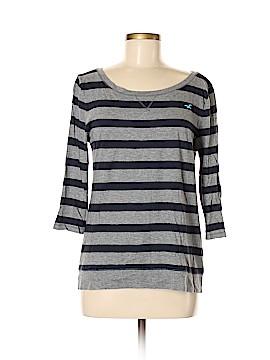 Hollister 3/4 Sleeve T-Shirt Size M