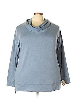 Ideology Sweatshirt Size 3X (Plus)