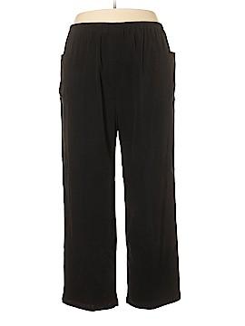 Denim Co Dress Pants Size 2X (Plus)