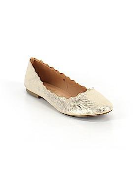 Athena Alexander Flats Size 10