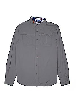 REI Long Sleeve Button-Down Shirt Size 18