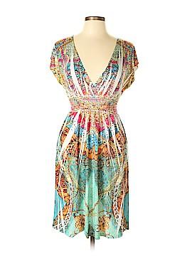 Panhandle Slim Casual Dress Size L