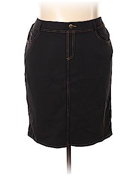 IMAN Casual Skirt Size 1X (Plus)