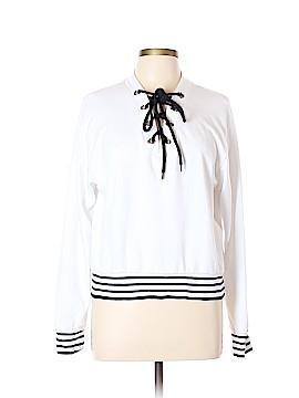 Olivia Sky Sweatshirt Size L