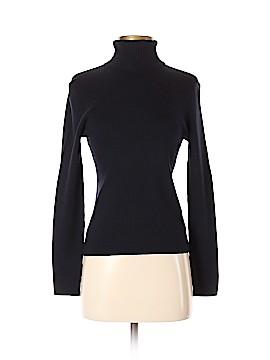 Classiques Entier Long Sleeve Silk Top Size XS