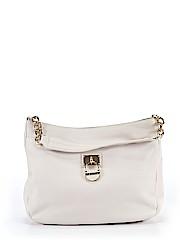Calvin Klein Leather Shoulder Bag