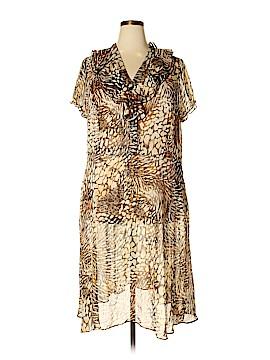 Fashion Bug Casual Dress Size 22w (Plus)