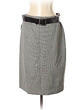 Harve Benard Wool Skirt Size 12