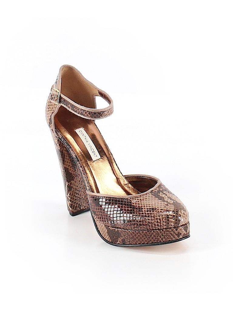 Cynthia Vincent Women Heels Size 9