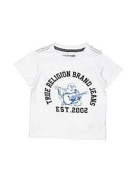 True Religion Short Sleeve T-Shirt Size 2T