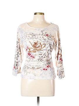 Jane Ashley Long Sleeve Top Size XL
