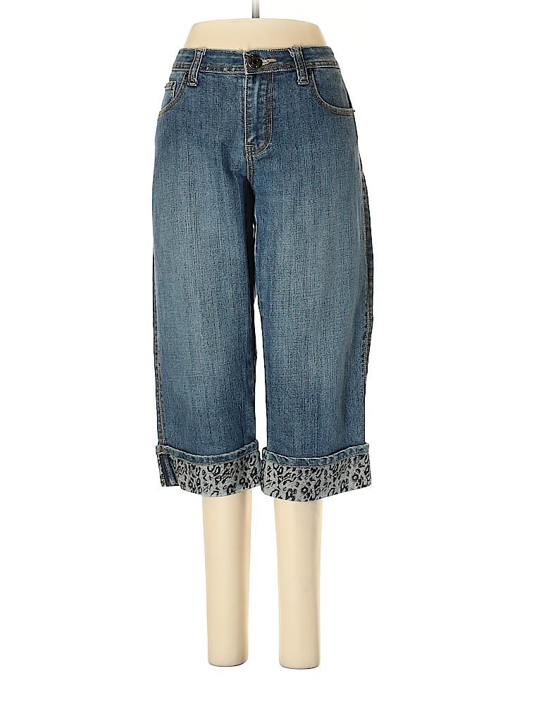 Baccini Women Jeans Size 6