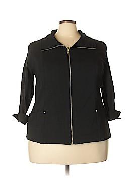 Attyre New York Jacket Size 1X (Plus)