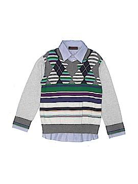 Catimini Pullover Sweater Size 8