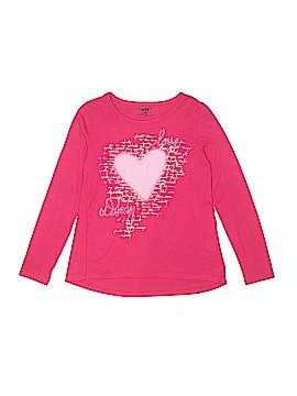 DKNY Long Sleeve T-Shirt Size M (Youth)
