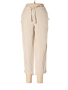 Caslon Linen Pants Size L