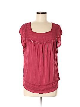 Knox Rose Short Sleeve Blouse Size M
