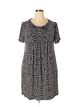 En Focus Casual Dress Size 18W (Plus)