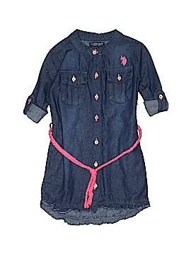 U.S. Polo Assn. Dress Size 2T