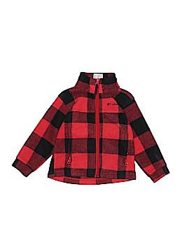 Columbia Fleece Jacket Size 3T
