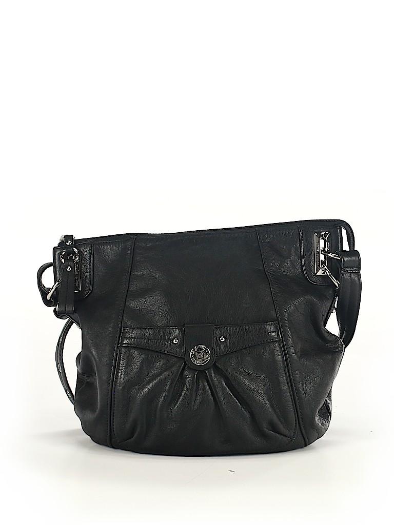 c420c215e0 Stone Mountain Solid Black Crossbody Bag One Size - 71% off