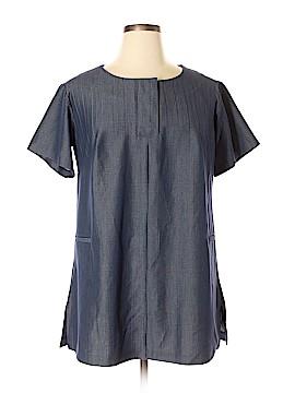 Avenue Studio Short Sleeve Blouse Size 14 - 16