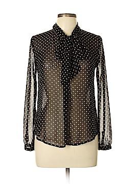 Harlowe & Graham Long Sleeve Blouse Size XS